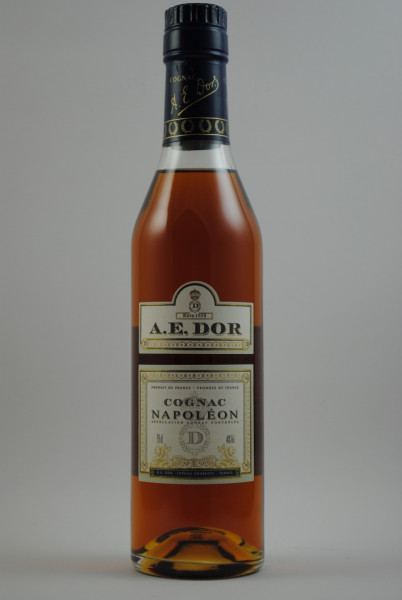 Cognac Napoléon Halbe